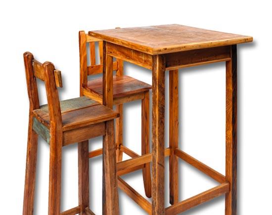 Mesa para confraternização